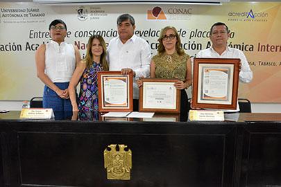 Obtiene UJAT acreditación internacional de la Licenciatura en Comunicación