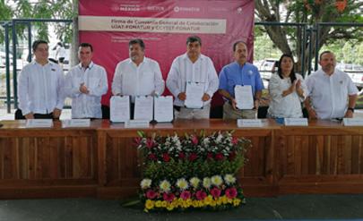 Se suma UJAT al proyecto del Tren Maya con FONATUR y CCYTET