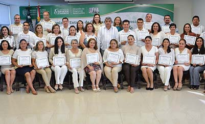 Concluye el Diplomado de Competencias  para la Tutoría Académica