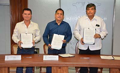 Colaborará la UJAT en implementación de Guía Consultiva de Desempeño Municipal de Tenosique