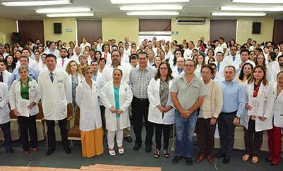 Reconoce GNO aportes en investigación científica de posgrados en salud